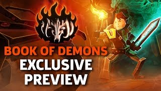 Exclusive Preview: Book of Demons