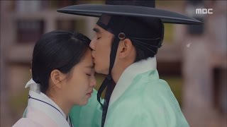 [The Emperor: Owner of the Mask]군주-가면의주인ep7,8Seungho♥Sohyun,I will protect 'kiss my forehead'
