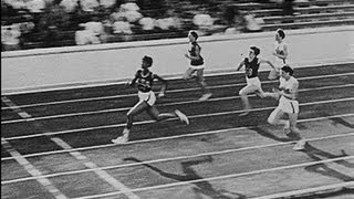 Wilma Rudolph Beats Polio To Become Olympic Champion - Rome 1960 Olympics
