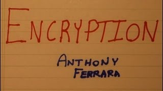 Programming With Anthony - Encryption