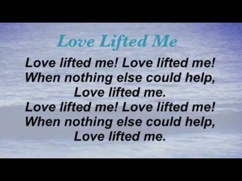 Hymnal - Love Lifted Me