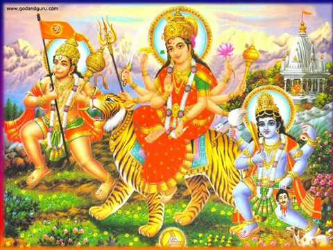 Ayigiri Nandini Nanditha Medini - Song By Ghayathri Devi And Saindhavi - Youtube.flv video