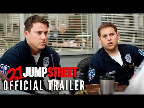 21 Jump Street Movie Trailer