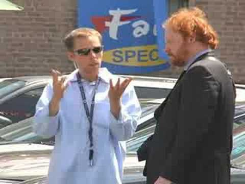 HILARIOUS HIDDEN CAMERA PENNY PRANK AT USED CAR LOT