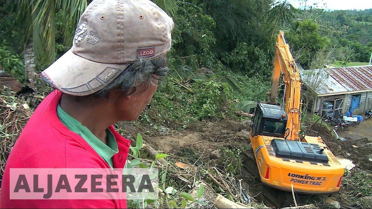 Philippines: Storm Kai-Tak's heavy rains hamper rescue