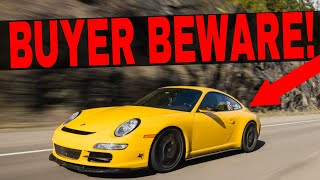 WATCH THIS Video Before You Buy A Porsche 997