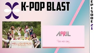 New DSP Group April Revealed | The K-Pop Blast