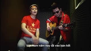 Lạc Trôi chế U23 Việt Nam hát chế tặng  (quá hay )