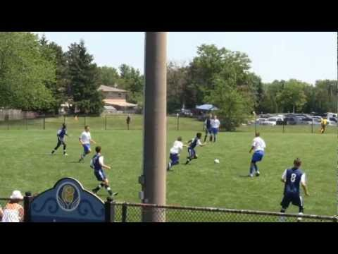 Leonardo Inojoza Jr - 1996 (U16) Canadian Soccer Player - Soccer Showcase Video
