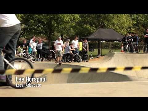 Werrington Skatepark: Official Opening