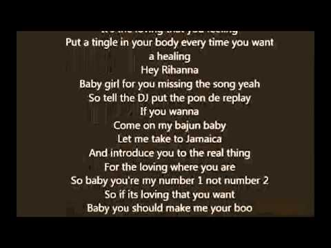 Rihanna - Crazy Little Thing Called Love