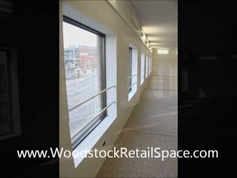 Retail Space For Lease Woodstock IL!