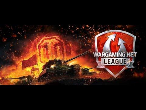 Letnia liga  World of Tanks    B_O_B vs -S-    PS4