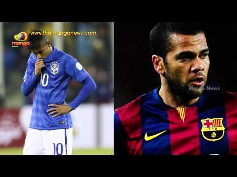 Neymar Jr out of Copa America | Four Game Ban | Brazil Football Team | Barcelona Striker