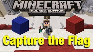 ULTIMATE FAIL! Lifeboat Capture The Flag - Minecraft PE
