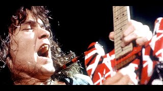 Eddie Van Halen: ERUPTION Solo DESTROYS The '83 US Festival!