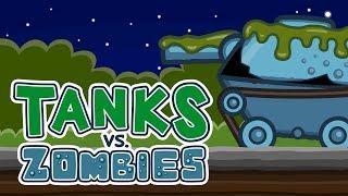 Танки против Зомби - Эпизод 4   Мультик про танки