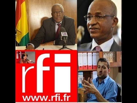 Elections lgislatives en Guine ? CELLOU DALEIN DIALLO, AMARA CAMARA, et VINCENT FOUCHER