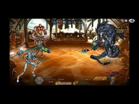 Mutants Genetic Gladiators (Beta Stage 9 Boss) Gameplay Part 63