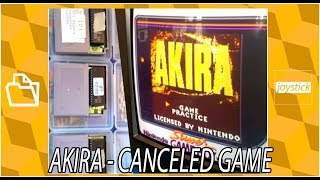 [ARCHIVE] Akira  - Cancelled Game