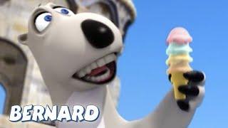 Bernard Bear | The Icecream Lamp AND MORE | 30 min Compilation | Cartoons for Children