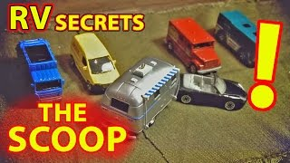 """THE SCOOP"" How to Back up a Towable RV (THE SECRET!)"