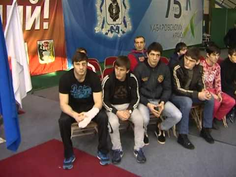 героев из Дагестана наградили в Хабаровске