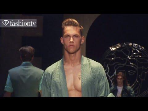 Versace Men Spring summer 2013 Full Show   Milan Men's Fashion Week   Fashiontv Fmen video