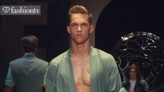 Versace Men Spring/Summer 2013 FULL SHOW | Milan Men's Fashion Week | FashionTV FMEN