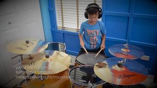 download lagu The Revivalists - Wish I Knew You Drum Cover gratis