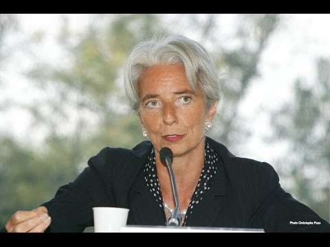 Global Economic Reset - Christine LaGarde World Economic Forum