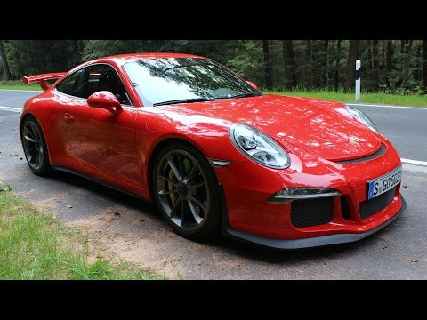 ' 2014 Porsche 911 GT3 (991) ' Test Drive & Review - TheGetawayer