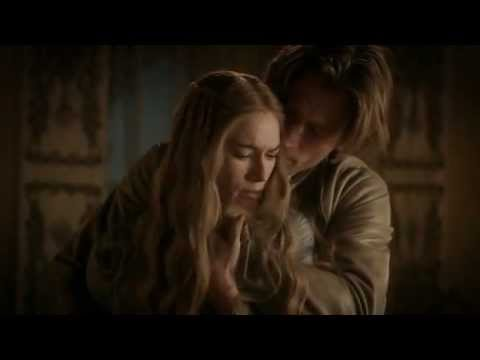 Cersei And Jaime Hug Scene video