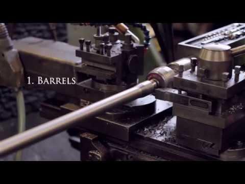 Как производят ружья Holland & Holland