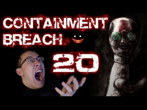 SCP Containment Breach | Part 20 | IT KEEPS GETTING WORSE