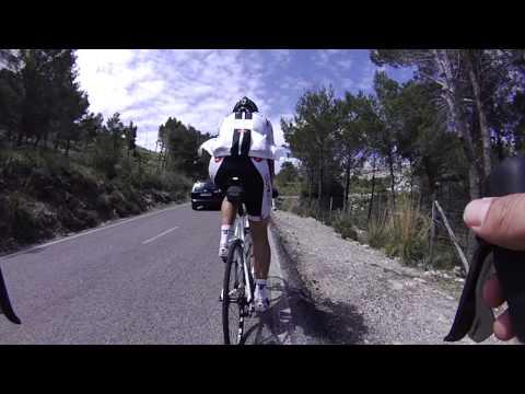 Cycling on Mallorca