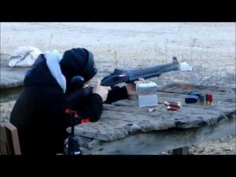 Mossberg 930 SPX 12G tactical shotgun at range SHTF Home Defense