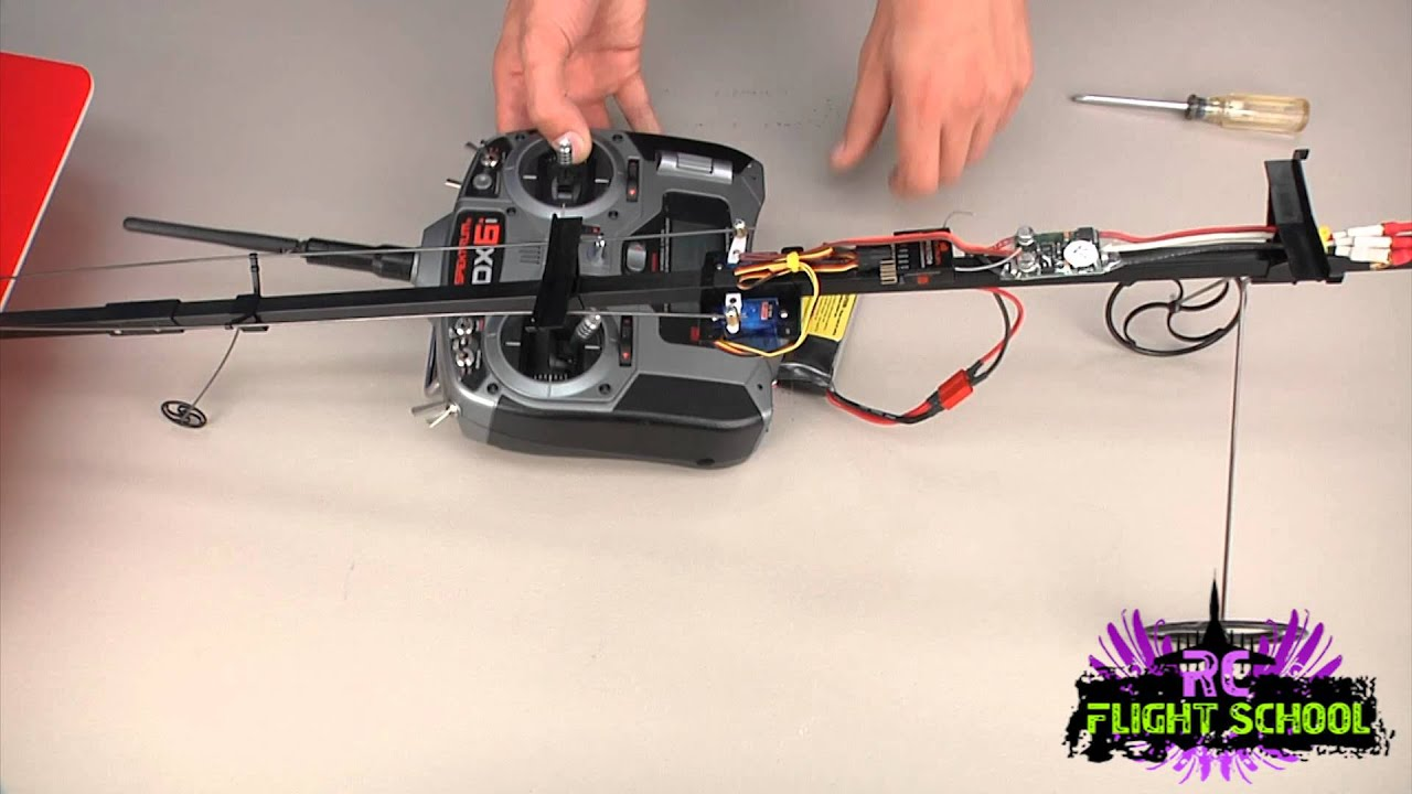 Remote Control Plane Parts How To Build An RC Plane-Slo