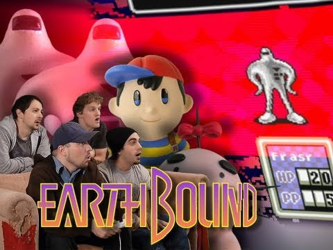 Starman Battle! - Earthbound is AWESOME!!!