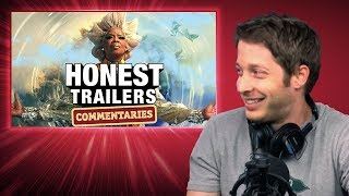 Honest Trailers Commentary - A Wrinkle In Time