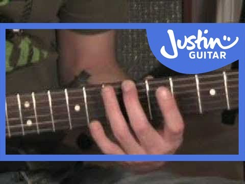 Seek & Destroy - Metallica #1of3 (Songs Guitar Lesson ST-302) How to play