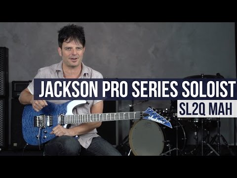 Jackson Guitars Pro Series Soloist SL2Q MAH