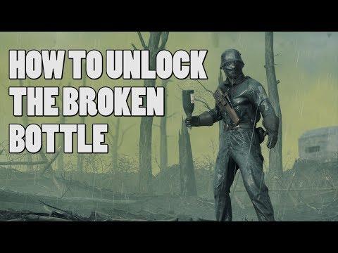 How to unlock the Broken Bottle in Battlefield 1 Apocalypse