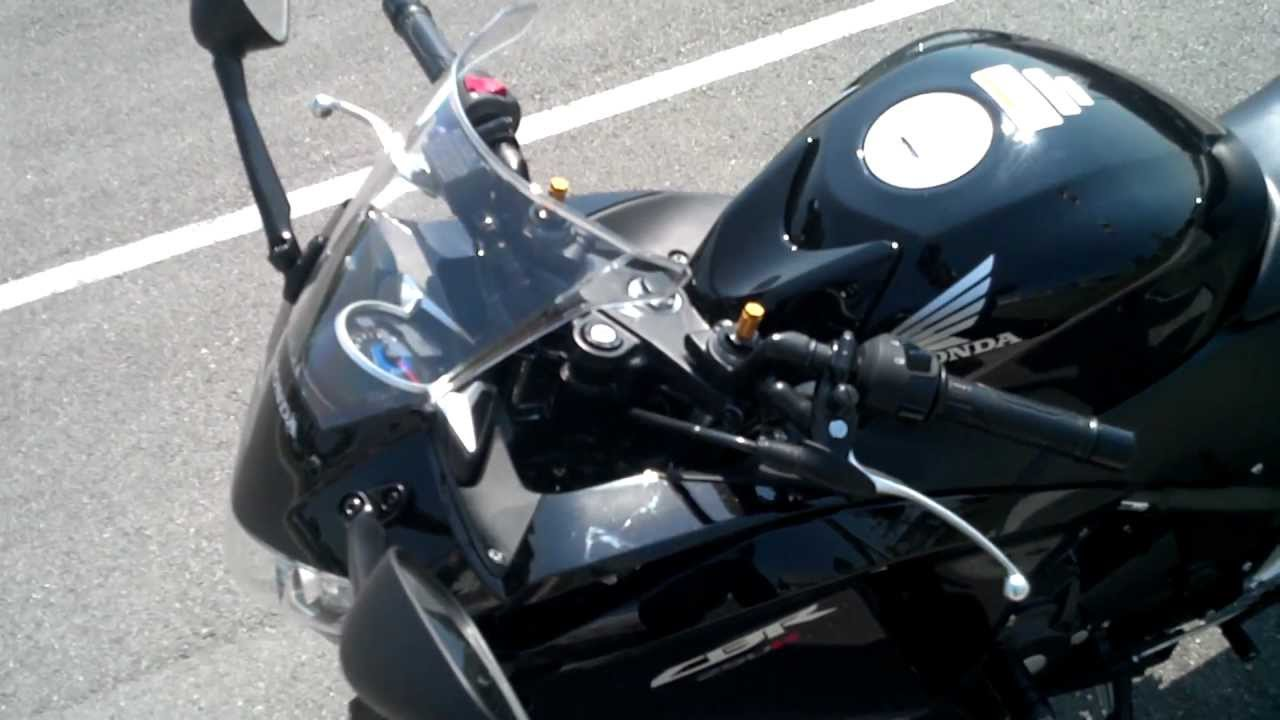 My modified Honda CBR250R - YouTube