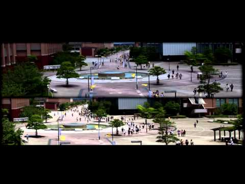[Time-lapse] Ritsumeikan Asia Pacific University