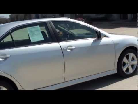 2011 Toyota Camry SE Sport Silver Metallic Excellence Cars Direct Naperville Chicago IL