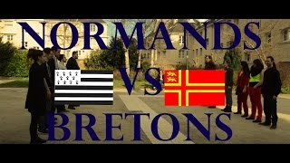 Normands VS Bretons