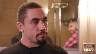 UFC 225: Robert Whittaker Explains Why The Title Of Champion Actually 'Doesn't Mean Anything' To Him