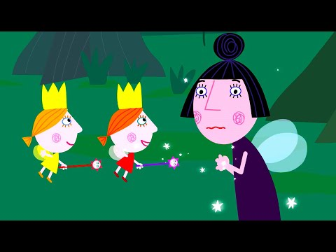 Маленькое королевство Бена и Холли | Сборник серий про няню Плам | Мультики для детей