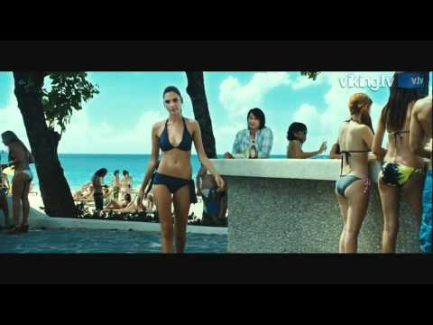 [hd] Fast And Furious - Danza Kuduro (don Omar & Lucenzo) Soundtrack (original) video